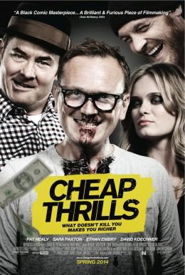 Cheap Thrills HD Trailer