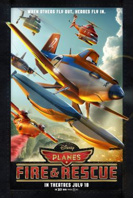 Planes: Fire and Rescue HD Trailer