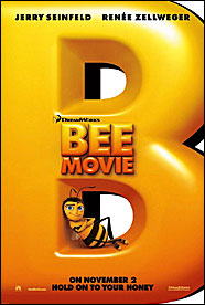 Bee Movie HD Trailer