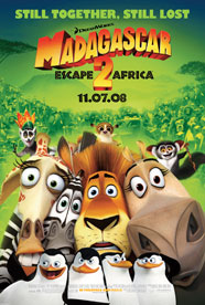 Madagascar: Escape 2 Africa HD Trailer