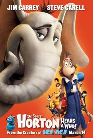 Horton Hears A Who! HD Trailer