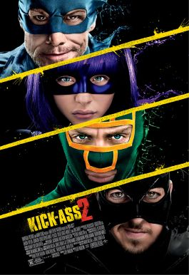 Kick-Ass 2 HD Trailer