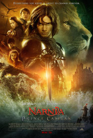 The Chronicles of Narnia: Prince Caspian HD Trailer