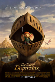 The Tale of Despereaux HD Trailer