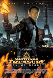 National Treasure: Book of Secrets HD Trailer