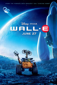 WALL-E HD Trailer