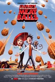 Cloudy with a Chance of Meatballs HD Trailer
