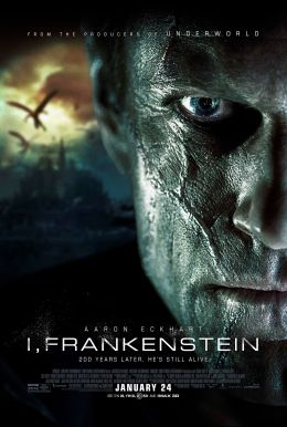 I, Frankenstein HD Trailer