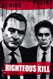 Righteous Kill HD Trailer