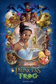 The Princess and the Frog HD Trailer