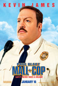 Paul Blart: Mall Cop HD Trailer