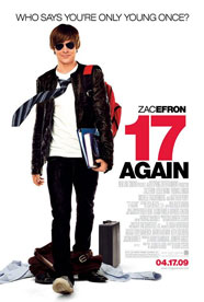 17 Again Poster