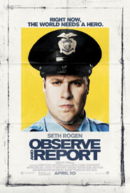 Observe and Report HD Trailer