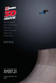X Games 3D The Movie HD Trailer