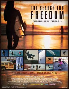 The Search for Freedom HD Trailer