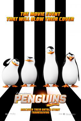 Penguins of Madagascar HD Trailer