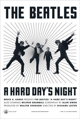 A Hard Day's Night HD Trailer