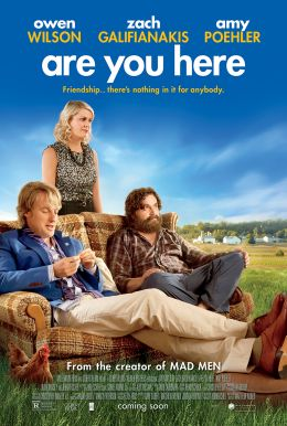 Are You Here HD Trailer