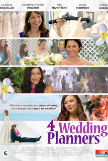 4 Wedding Planners HD Trailer