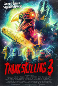 Thankskilling 3 HD Trailer