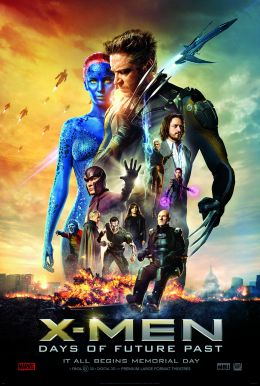 X-Men: Days of Future Past HD Trailer