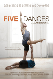 Five Dances Poster