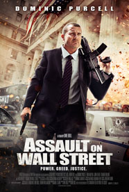 Assault on Wallstreet Poster