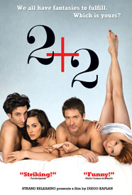 2+2 Poster