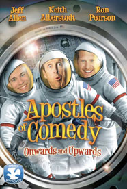 Apostles of Comedy: Onwards and Upwards HD Trailer