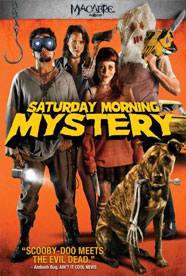 Saturday Morning Mystery Poster