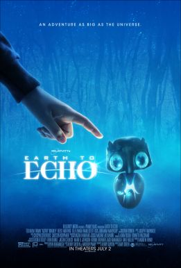 Earth to Echo Poster