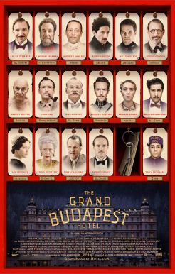 The Grand Budapest Hotel HD Trailer