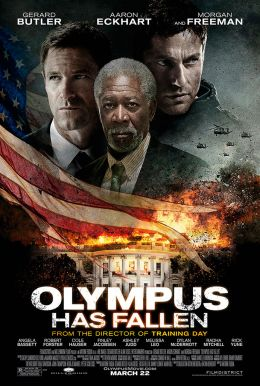 Olympus Has Fallen HD Trailer