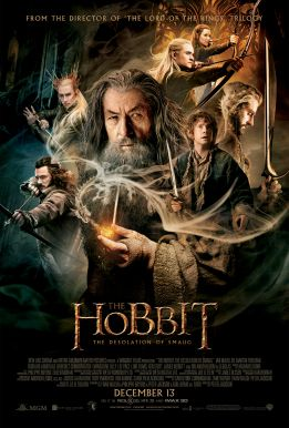 The Hobbit: The Desolation of Smaug HD Trailer