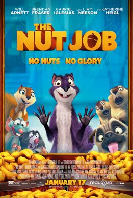 The Nut Job Poster