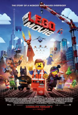 The Lego Movie HD Trailer