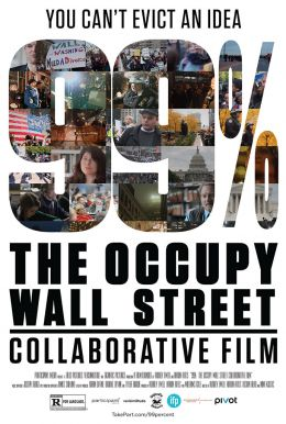 99% - The Occupy Wall Street Collaborative Film HD Trailer