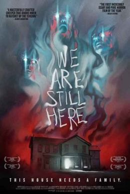 We Are Still Here HD Trailer