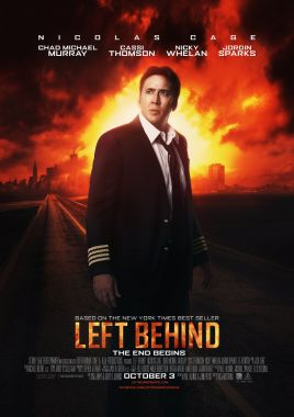 Left Behind HD Trailer
