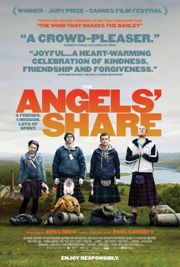 The Angels' Share Poster