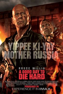 A Good Day to Die Hard HD Trailer