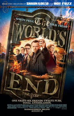 The World's End HD Trailer