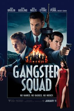 Gangster Squad HD Trailer