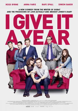 I Give it a Year HD Trailer