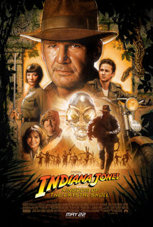 Indiana Jones and the Kingdom of the Crystal Skull HD Trailer