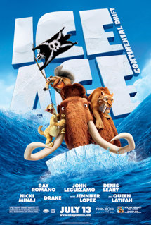 Ice Age: Continental Drift HD Trailer
