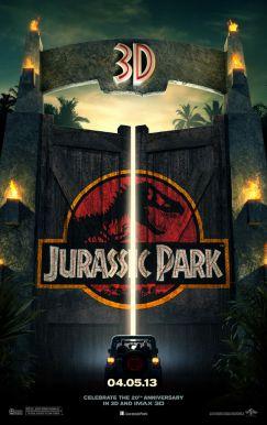 Jurassic Park HD Trailer
