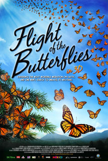 Flight of the Butterflies HD Trailer