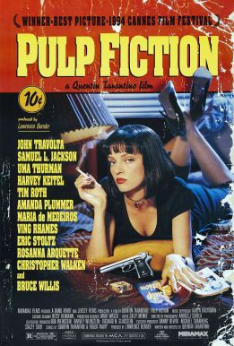 Pulp Fiction HD Trailer