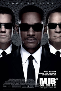 Men in Black 3 HD Trailer